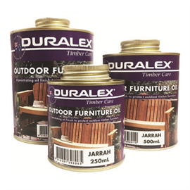 Outdoor Furniture Oil